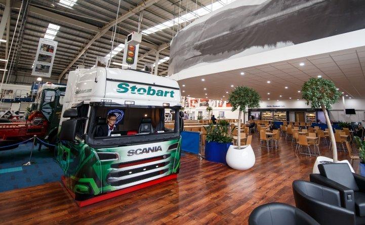 Eddie Stobart S New Support Centre Astsigns
