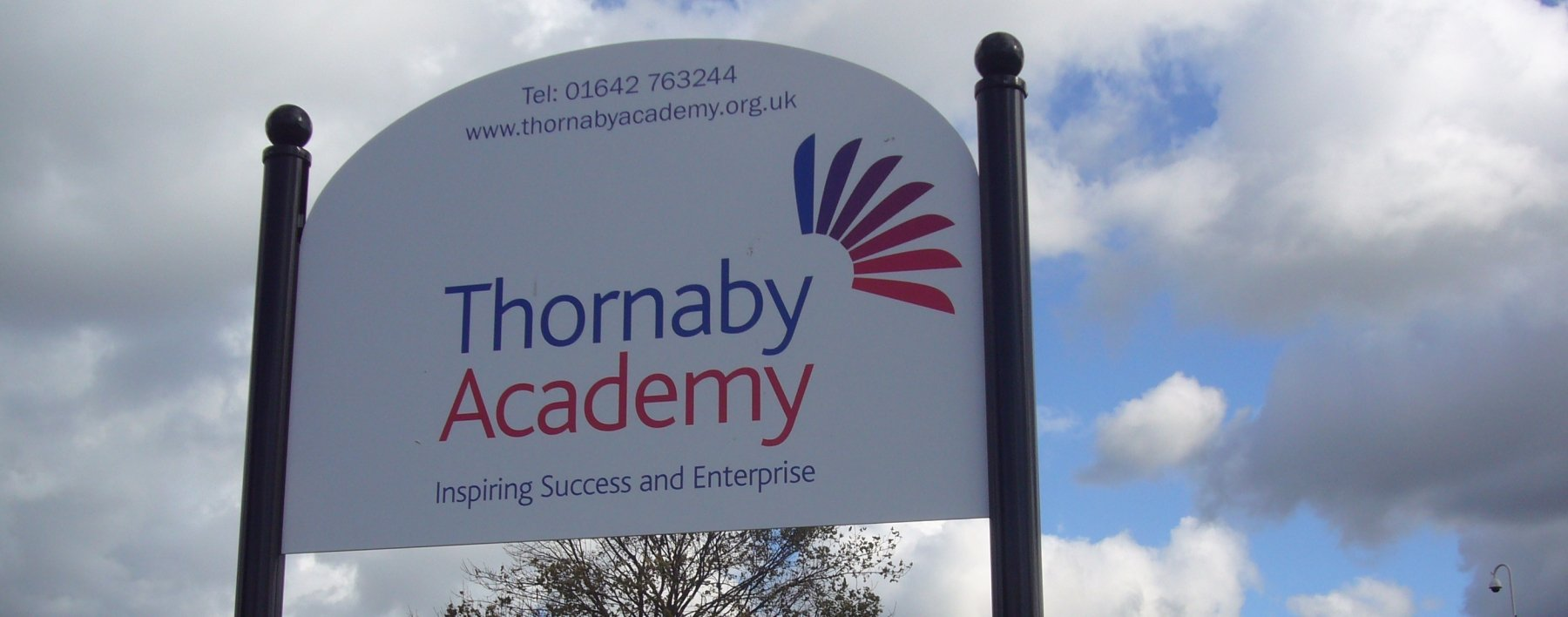 Thornaby Academy Signage by Ast Signs